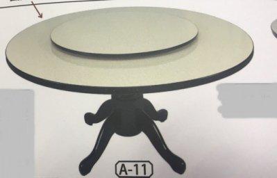 《利通餐飲設備》四尺大圓桌 圓盤腳桌 餐桌 桌子