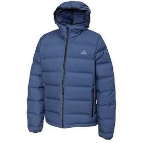 アディダス(adidas) メンズ ダウンジャケット BOS Helionic Down Hoody MEL テックインク/ミステリーインク EVT14 DZ6257 ダウンジャケット アウター 防寒