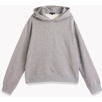 【Theory】Soft Terry Cropped Hoodie 2