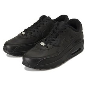【ABC-MART:シューズ】M302519 AIRMAX 90 LEATHER 001BLK/BLACK 583830-0002