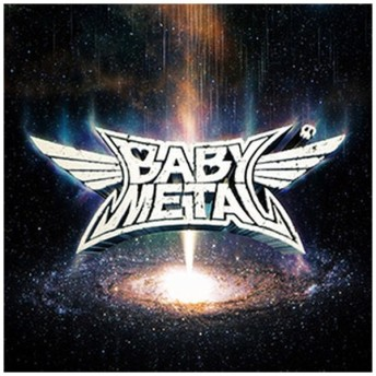 BABYMETAL/ METAL GALAXY 初回生産限定盤 - Japan Complete Edition -(2CD+DVD)