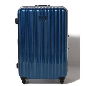 ベネトン(ユナイテッド カラーズ オブ ベネトン) 静走ラインキャリーケース・スーツケース容量約80L 静音 レディース ブルー FREE 【BENETTON (UNITED COLORS OF BENETTON)】