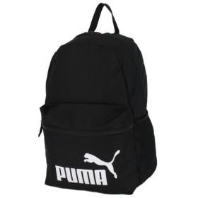 プーマ フェイズ バックパック (075487 01) ディパック リュック 22L : ブラック PUMA