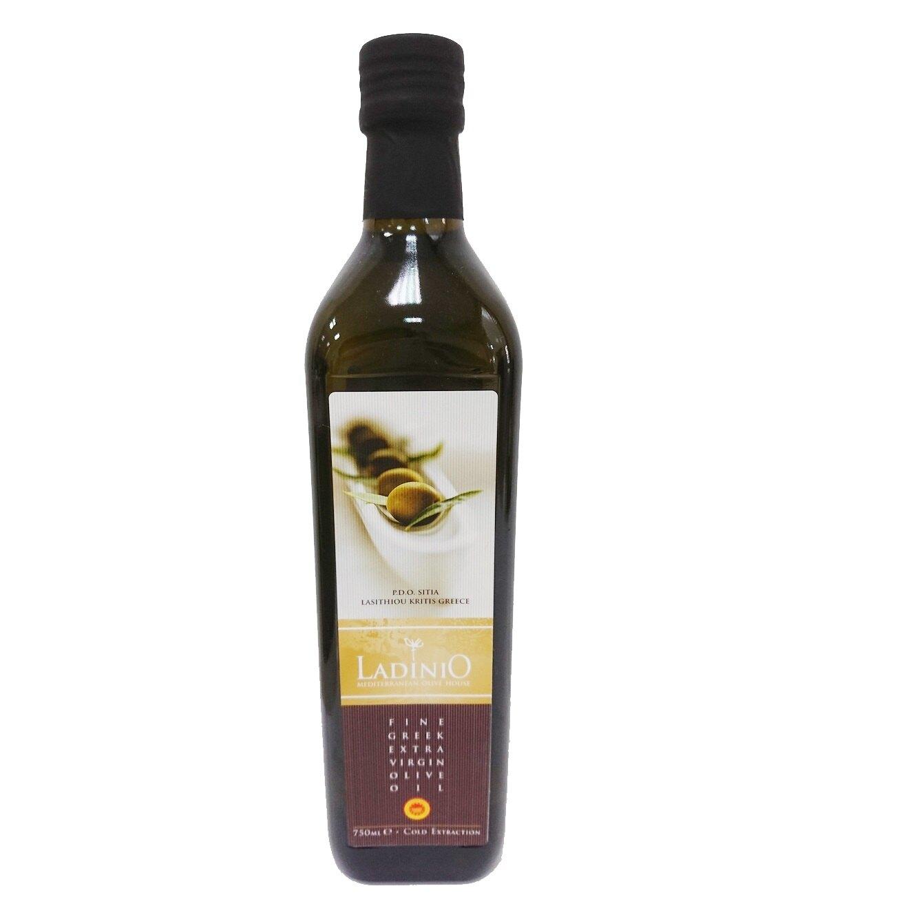 錫蒂亞PDO特級橄欖油 500毫升【鮮立得生鮮直採】