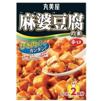 丸美屋 麻婆豆腐の素 辛口 162g×10個セット /丸美屋 麻婆豆腐の素