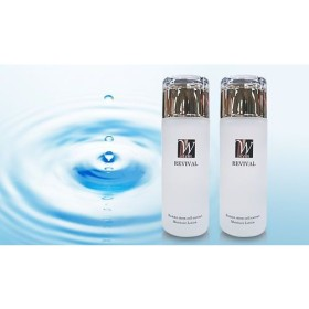 【89%OFF/2本セット】ふっくらハリのある若々しい素肌へ導く。ヒト幹細胞エキス&植物由来幹細胞エキスと3種のヒアルロン酸を配合した贅沢な使用感《ヒト幹細胞 保湿化粧水 120mL×2本セット》 ビューティー&コスメ スキンケア 化粧水・乳液 au WALLET Market