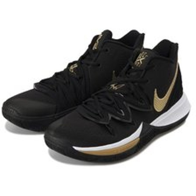 【ABC-MART:シューズ】MAO2919 KYRIE 5 EP 007BLK/MGOLD 586833-0005