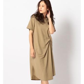 【ミューズ リファインド クローズ/MEW'S REFINED CLOTHES】 前ねじりカットワンピース