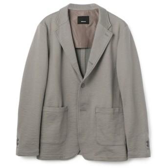 08SIRCUS / コットンウールセットアップジャケット グレー/5(エストネーション)◆メンズ テーラードジャケット