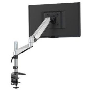 JAPANNEXT モニターアームガス式液晶ディスプレイアーム クランプ対応 15−32インチ対応 耐荷重8kg JN−GM312DV