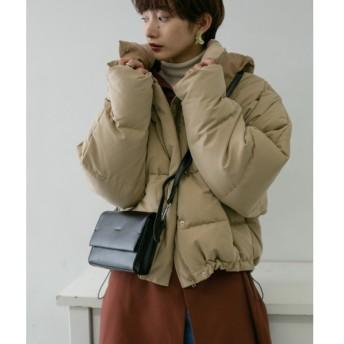 [マルイ] レディスコート(【予約】異素材フードグリーンダウン)/KBF(KBF)