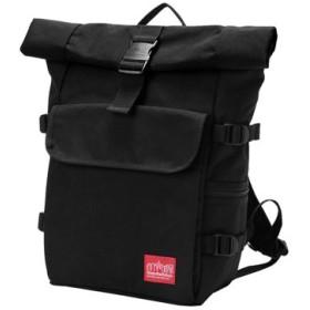 (Manhattan Portage/マンハッタン ポーテージ)Silvercup Backpack JR/ユニセックス Black