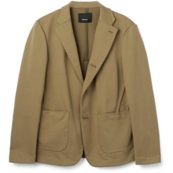 08SIRCUS / フリースセットアップジャケット ベージュ/5(エストネーション)◆メンズ テーラードジャケット