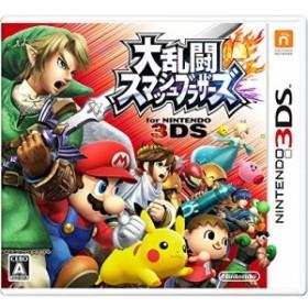 大乱闘 スマッシュ ブラザーズ for ニンテンドー 3DS - 3DS(増税前 お早めに)