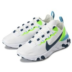 【ABC-MART:シューズ】WBQ2728 W REACT ELEMENT 55 102WHT/BLFRCE 593364-0007