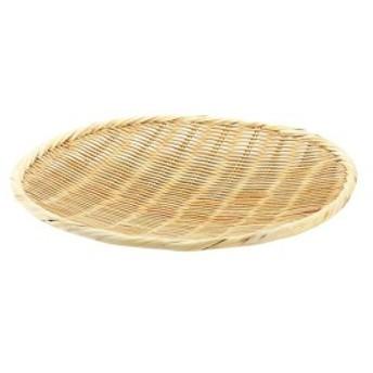 竹製盆ざる(特上) 21cm 030023-001