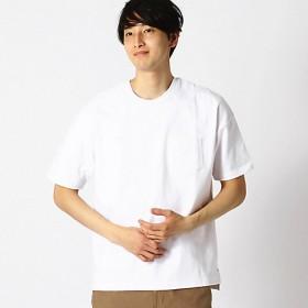 【SALE(三越)】<COMME CA ISM (メンズ)> Tシャツ(4760TL21) ホワイト 【三越・伊勢丹/公式】