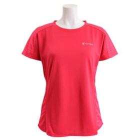 【Super Sports XEBIO & mall店:トップス】ドライプラス ストライプTシャツ HU19F03LS733154PNK