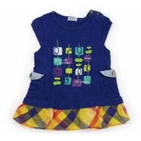 【ラグマート/RagMart】チュニック 90サイズ 女の子【USED子供服・ベビー服】(446888)