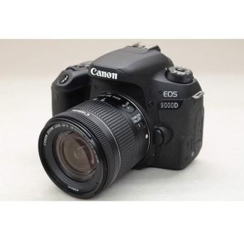 [中古] Canon EOS 9000D ダブルズームキット 1891C003