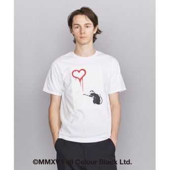 BEAUTY&YOUTH UNITED ARROWS / ビューティ&ユース ユナイテッドアローズ 【別注】 <BRANDALISED> LOVE RAT TEE/Tシャツ