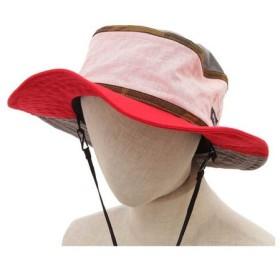 コロンビア(Columbia) ティンラインクレストブーニー Tinline Crest Booney PU5265 613 Mountain Red Multi ハット (Men's、Lady's)
