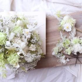wedding bouquet オーダーサンプル [ブーケ×ブライダル×ウエディング]
