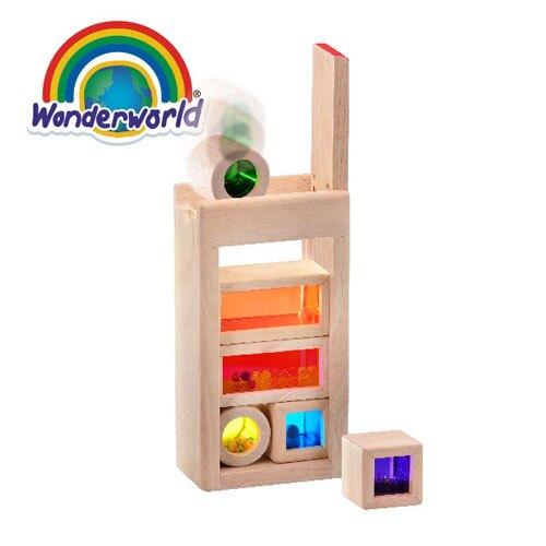 泰國 Wonder World 彩虹聲音積木