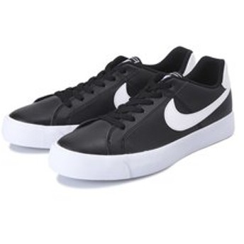 【ABC-MART:シューズ】WBQ6897 W COURT ROYALE 001BLACK/WHITE 586739-0001