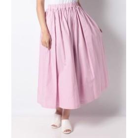 (haupia/ハウピア)色で占う今日のゆくえスカート/レディース ピンク 送料無料