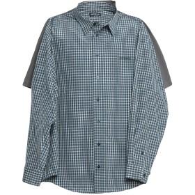 《期間限定セール開催中!》BALENCIAGA メンズ シャツ ディープジェード 38 コットン 50% / ポリエステル 50%