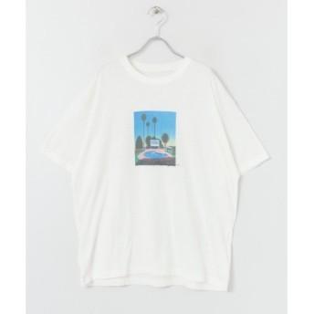 SENSE OF PLACE by URBAN RESEARCH / センスオブプレイス バイ アーバンリサーチ (別注)ナガイヒロシTシャツ