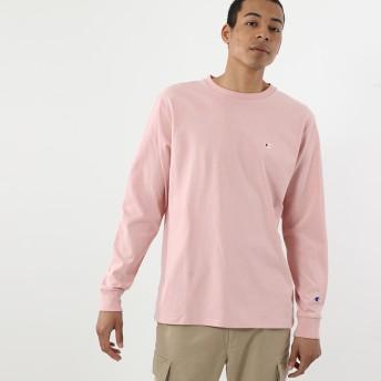 ロングスリーブTシャツ 19SS スタンダード チャンピオン(C8-L404)【5400円以上購入で送料無料】