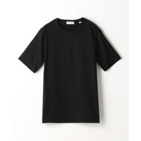 (TOMORROWLAND/トゥモローランド)スヴィンジャージー クルーネックTシャツ/メンズ 19ブラック