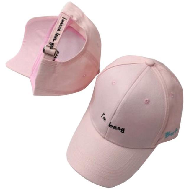 レディース キャップ 帽子 夏 春 シンプル おしゃれ こなれ感 ニセックス オシャレ 韓国 ブラック ホワイト