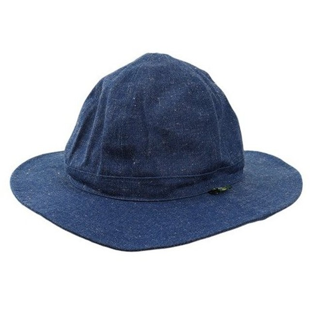 ゴーヘンプ HOBO HAT GHG0156SNN BLUE (Men's)