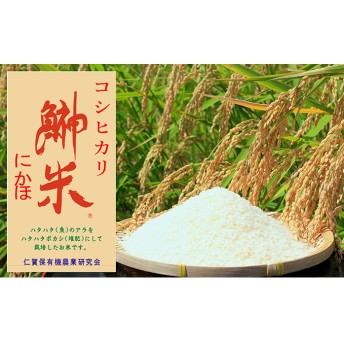 はたはた米 コシヒカリ12.5kg 特別栽培米基準(セット)