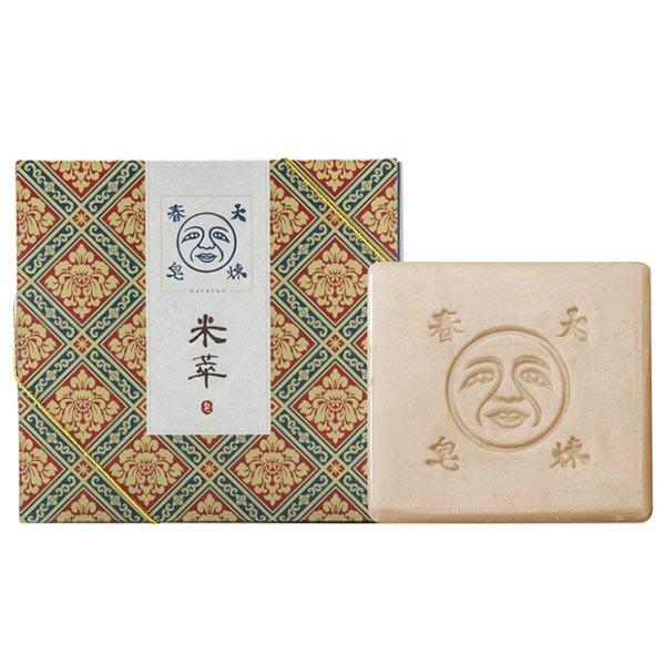 大春煉皂 稻埕時光 經典米萃皂(120g/塊)x1
