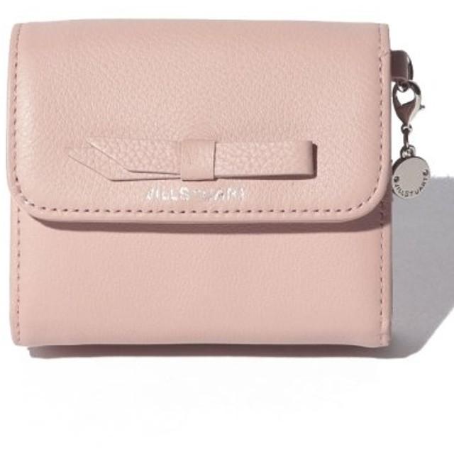 (JILLSTUART(WALLET)/ジルスチュアート(ウォレット))アドラブル 3つ折り財布/レディース ピンク