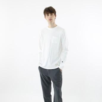 IVY ロングスリーブポケットTシャツ 19SS スタンダード チャンピオン(C8-H403)【5400円以上購入で送料無料】