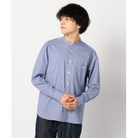 【46%OFF】 フレディアンドグロスター ブロードバンドカラーシャツ メンズ ネイビー系1 L 【FREDY & GLOSTER】 【タイムセール開催中】
