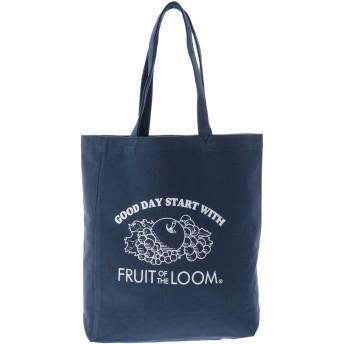 【5,000円以上お買物で送料無料】別注【FRUIT OF THE LOOM/フルーツオブザルーム】ベーシックトートバッグ