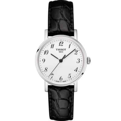 TISSOT 天梭 Everytime經典時尚腕錶 T1092101603200 31mm