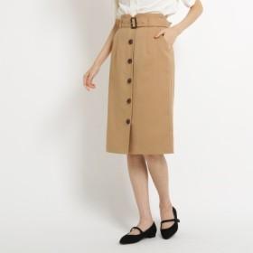 [マルイ] 【Lサイズあり】ベルト付フロントボタンスカート/エージー バイ アクアガール(AG by aquagirl)