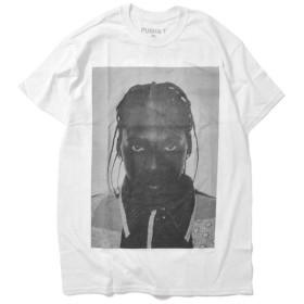 PUSHA T プッシャティ KING OF THE OVEN WARE T-SHIRT 半袖 Tシャツ WHITE ホワイト