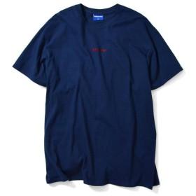 Lafayette ラファイエット SMALL LOGO TEE 半袖 Tシャツ LA190103 NAVY ネイビー