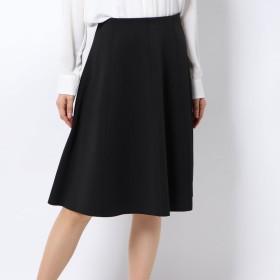 リネーム Rename Aラインスカート (ブラック)