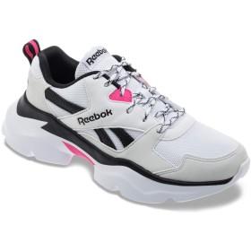 [リーボック] CLASSIC/UNISEX ロイヤルブリッジ3.0 カジュアルシューズのカップルスニーカー小学生の女性男性の靴 (24cm, WHITE/PINK) [並行輸入品]