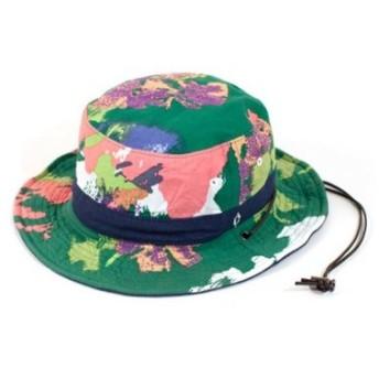 クレ(clef) クレ clef REV. CAMOFLOWER HAT REV.カモフラワー ハット RB3473 帽子 (Men's、Lady's)