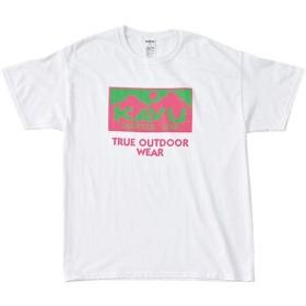 [カブー] メンズ トップス トゥルーロゴ2Cティー TRUE LOGO 2C Tee ホワイト 19821056 01 L